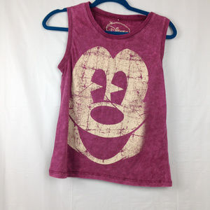 Mickey Tank Top size small